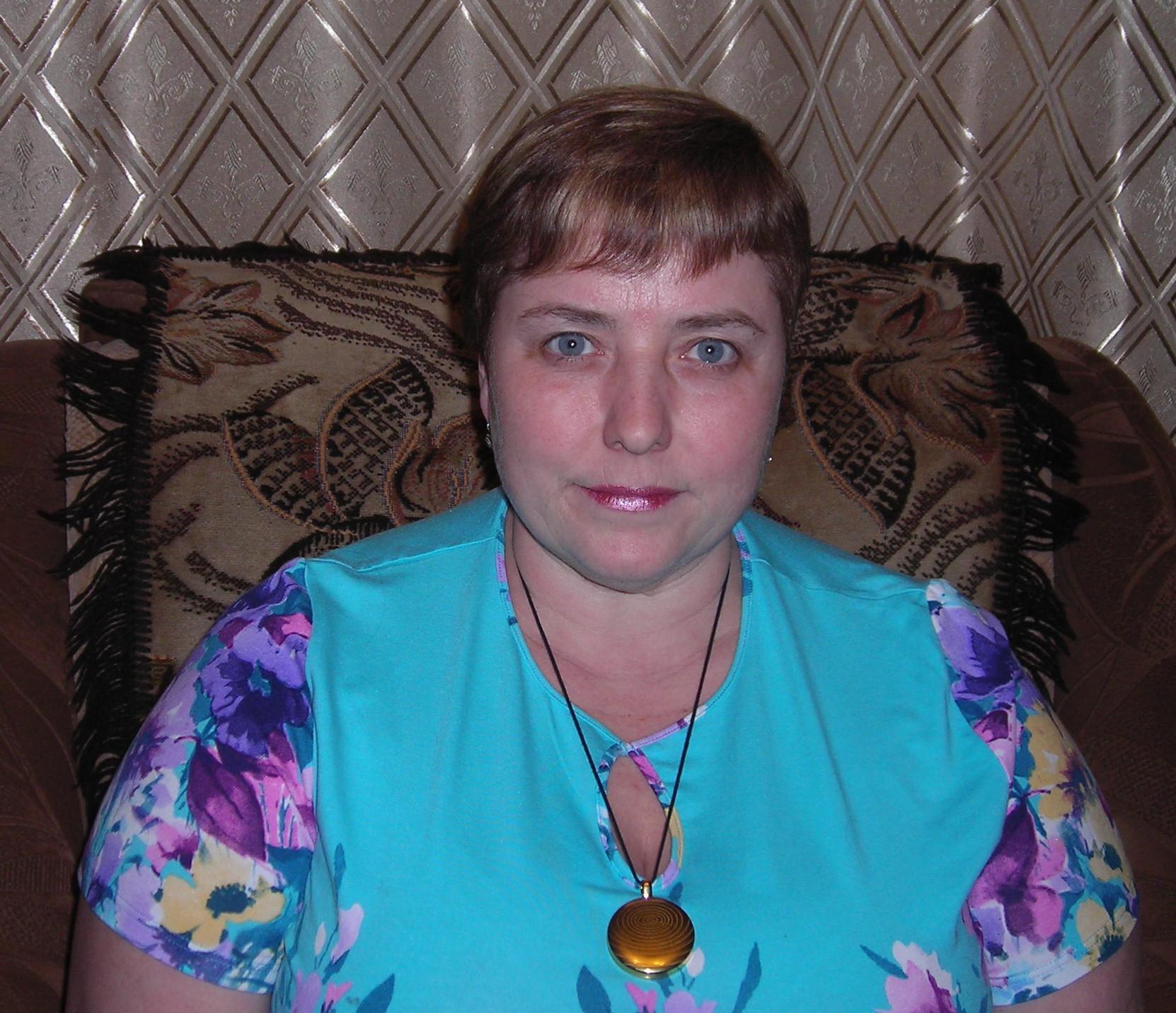 Любовь Грибанова